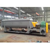 Quality 380V Vacuum Paddle Sludge Dryer Industrial Drying Machine Energy Saving for sale