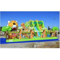 PVC Inflatable Sports Games , Bouncy Castles For Kids Manufactures