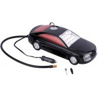 12 Volt Car Shaped Car Air Pum 3 In 1 With 4V 1.5Ah Battery 150 PSI With Multi - Color Manufactures