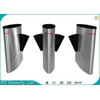 Airport Waterproof Fast Speed Turnstile Security Systems Intelligent Barrier Manufactures
