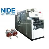 Compact design Trickle Impregnating Machine For small motor armatures Manufactures