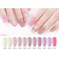 Multi Sweet Colors UV LED Gel Nail Polish Oder Free Lasting Time A Month Manufactures