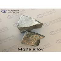 MgBa5 MgBa10 MgBa Alloy Magnesium Barium Alloy For Grain Refine Improve Casting Performance Manufactures
