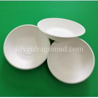 Biodegradable Disposable Sugarcane Pulp Paper Bowl, Food Grade, 460ml Manufactures