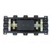 2in , 2out 24 core UV protection optical splice closure for FTTH Solutions Manufactures