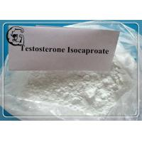 Test Testosterone Isocaproate Steroid Male Anabolic Hormones White Powder Manufactures
