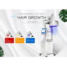Beauty Salon Laser Hair Regrowth Machine / 650nm 808nm Hair Transplant Equipment Manufactures