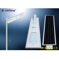 All in One Smart 40 Watt High Lumen Solar Lights with Lithium Battery Manufactures