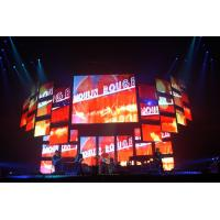 Lightweight Full Color P6 Super Slim Led Display For Mobile stage or advertising screen Manufactures