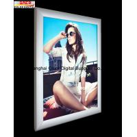 Aluminum Frame Rectangle LED Acrylic Light Box with  50000 Hours Life Manufactures