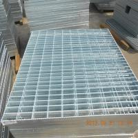 Serrated steel grating Manufactures