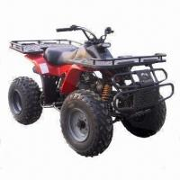 4-wheel ATV with Dual A Arm Suspension Manufactures