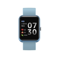 """Blood Pressure 1.3"""" LCD Business Movement Smartwatch 170mAh Manufactures"""