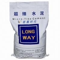 Superfine Cement Grout, Nontoxic, Tasteless Manufactures