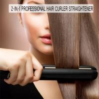Hair Straightener and Curling Iron 2 in 1 for Hair Styling, Tourmaline Ceramic Flat Iron for All Hair Types online Manufactures