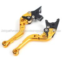Buy cheap CNC Billet Motorcycle Brake Parts For BMW K 1200 R R1200R Adjustable Levers from wholesalers