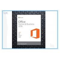 Home & Business 2016 Microsoft Windows Software Win PC English Full Retail No DVD Manufactures