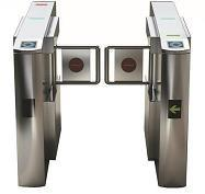 Government / Railway Swing Barrier , Corosion Resistant Gate Turnstile Manufactures