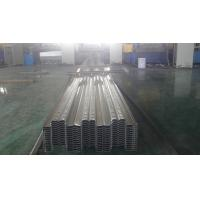 Building Floor Deck Forming High Duty Metal Deck Roll Forming Machine Auto Control High Working Efficiency Manufactures