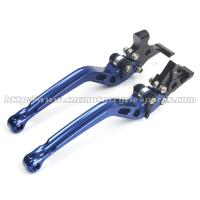 Long Straight Racing Motorcycle Brake And Clutch Levers With Surface Finished Manufactures