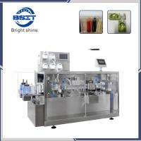 PVC/PE and PET/PE Plastic Bottle Ampoule Forming Filling and Sealing Cutting Machine Manufactures