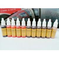 China Micro Blading Permanent Tattoo Ink Pigments Dark Coffee Special Cream on sale