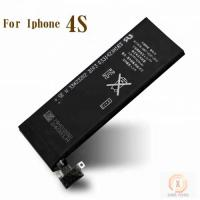 3.8 V 1430 mAh Apple Spare Parts For Iphone 4S 0 cycle OEM Replacement Repair Manufactures