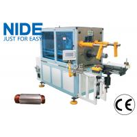 Automatic Horizontal Coil Inserting Machine With Wedge Feeding Mode , Controlled by PLC Manufactures