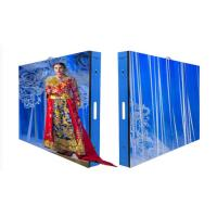 SMD2121 Lamp P3 Video Wall , Outdoor Advertising Led Display 3MM Pixel pitch Manufactures