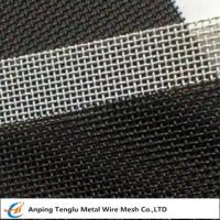 SS 316 Wire Mesh Screen|3~500mesh Square Hole Customized Size Manufactures