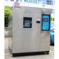Quality LCD Touch Control Programmable Electronics Thermal Shock Testing Chamber for sale