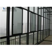 Light Bronzer  Aluminum Window Extrusion Profiles With Fininished Machining Manufactures