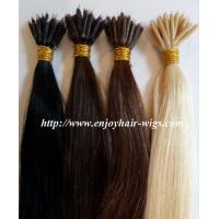 """Nano Ring Hair Extensions16''- 26"""" 100% Human Indian Remy Remi Hair all color Manufactures"""