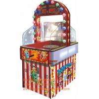 Newest Product Italy Coin Operated 2player PK popcorn Game Machine For Sale Manufactures