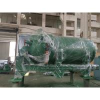 Stainless Steel Horizontal Pressure Leaf Filter For Oil And Chemical Industry Manufactures