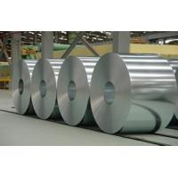 Hot Dipped Galvalume Steel Coil / Strip Aluminum Zinc Alloy Coated Steel Manufactures