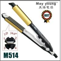 2 IN 1 ionic hair straightening machine M514 Manufactures