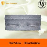 Pearlitic Chrome Molybdenum Sag Mill Liners Impact Value AK 60J Manufactures