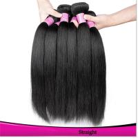 Human Hair Quality Natural Black Straight Favorable Unprocessed Virgin Human Hair Manufactures