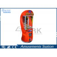 Mini Coin Operated Amusement Machines , Kids Toy Crane Claw Machine Manufactures