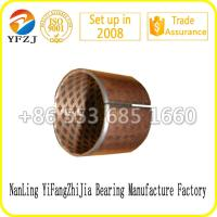 Quality Bearings Bushing High speed and performance hot sale for bronze bush,brass-wrapped bearings for sale