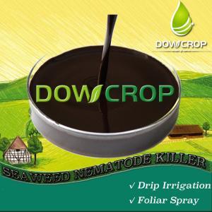 DOWCROP SEAWEED NEMATODE KILLER FUNCTIONAL LIQUID HIGH QUALITY HOT SALE 100% water soluble fertilizer organic dark brown Manufactures