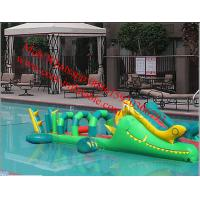 Inflatable Water Obstacles  Inflatable Water Park Manufactures