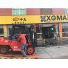Paper Industrial DieselForklift Truck , Powered Pallet Truck High Performance Manufactures