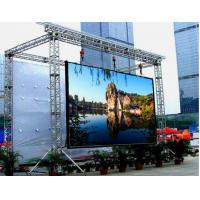 Epistar Chip Outdoor Rental LED Display 5.95mm Pixel Pitch SMD1921 100000 Hours Life Span Manufactures
