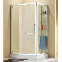 China 6mm Tempered Glass Rectangular Shower Enclosure Xh-8809 on sale
