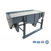 1-5 Layers Customized Food Processing the Soybean coffee beans linear vibrating screen Manufactures