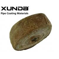 Brown Color Marine Hatch Cover Anti Corrosive Tape Manufactures