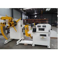 Hydraulic Expansion Uncoiler Machine And Straightener Machine for Metal Coil Manufactures