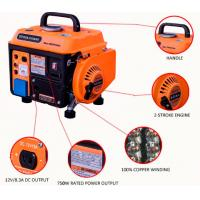 2kw 5kw 7kw Small Portable Gasoline Generator Manufactures
